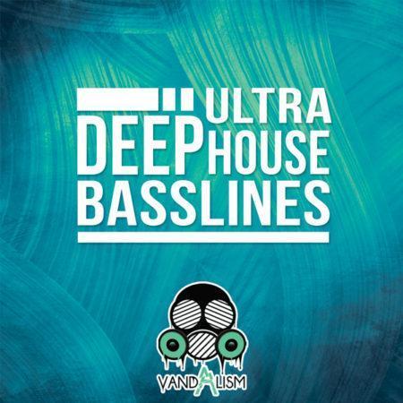 Ultra Deep House Basslines