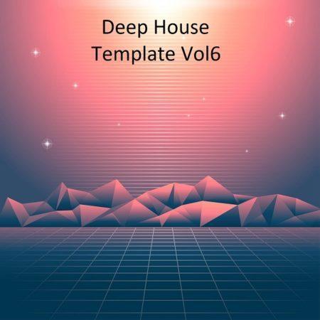 DeepHouse Vol6 FL Studio Template