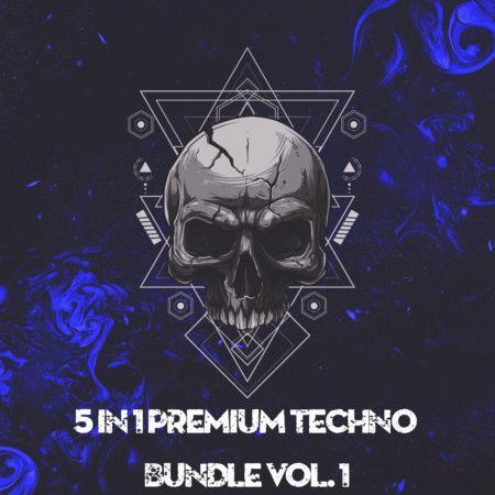 5 in 1 Premium Techno Bundle Vol. 1