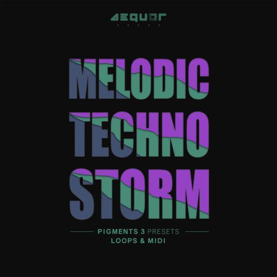 Melodic Techno Storm