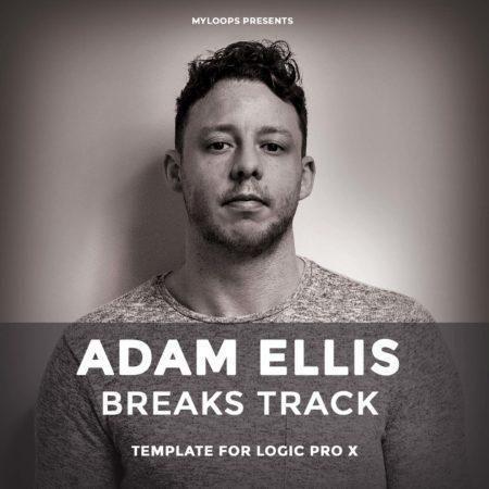 Adam Ellis - Breaks Track Template (Logic Pro X)