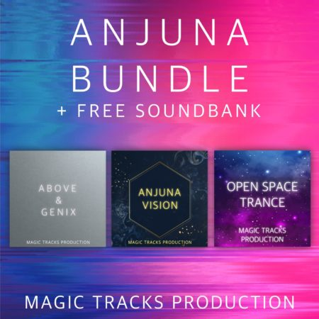 Anjuna Bundle (3 Ableton Live Templates+FREE Soundbank)