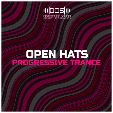One Shots - Open Hats - Progressive Trance