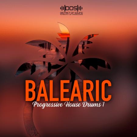 Balearic Progressive House - Percussion - 1 (Size 1.18GB)