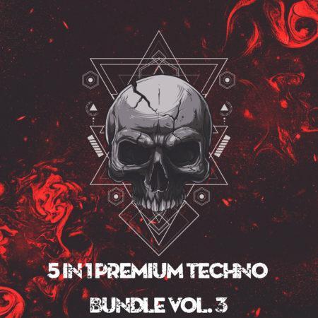 5 in 1 Premium Techno Bundle Vol. 3