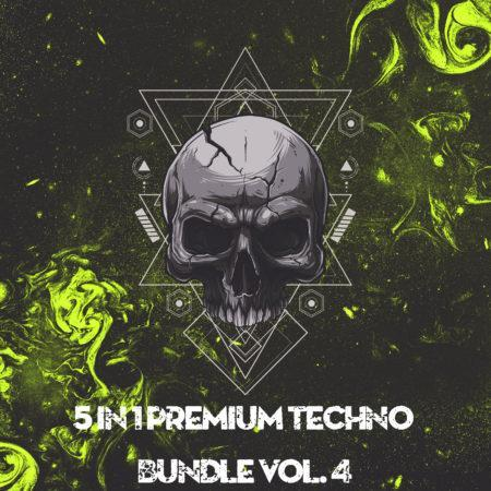 5 in 1 Premium Techno Bundle Vol. 4