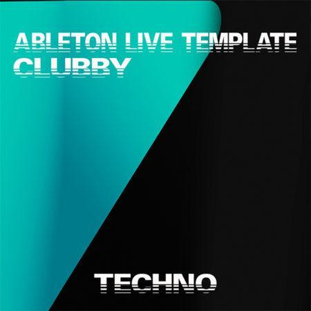 Melodic Techno & House Ableton Template (Clubby)