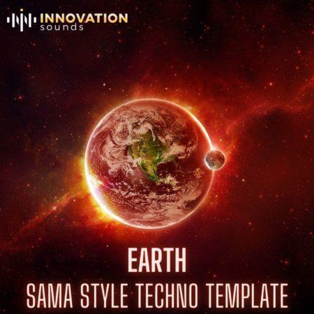 Earth - SAMA Style Ableton 9 Techno Template