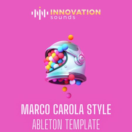 Marco Carola Style - Tech House Ableton 10 Template