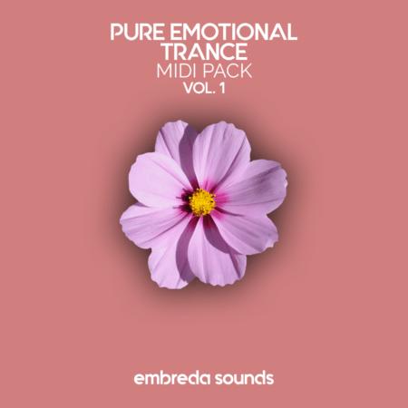 Embreda Sounds - Pure Emotional Trance Midi Pack Vol 1