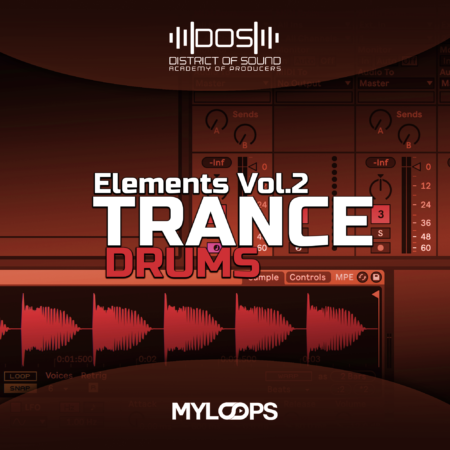 Element Trance - Drums Vol2 - 6.GB( Contain Banks Sylenth)