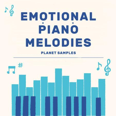 Planet Samples Emotional Piano Melodies