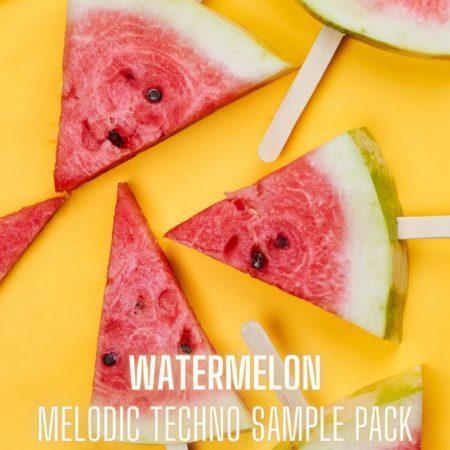 Watermelon - Melodic Techno Sample Pack