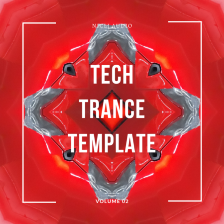 Nicli Audio - Tech Trance Template Vol.2 (FL STUDIO 20)