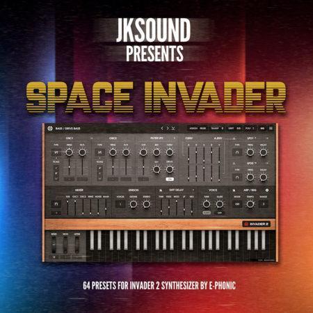 Space Invader for Invader 2