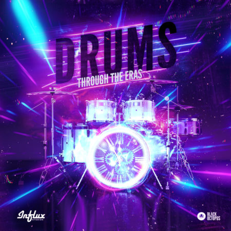 Drums Through The Eras by Influx Studios