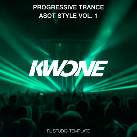 Progressive Trance ASOT Style Vol. 1 (FL Studio Template)