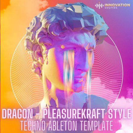 Dragon - Pleasurekraft Style Ableton 9 Melodic Techno Template