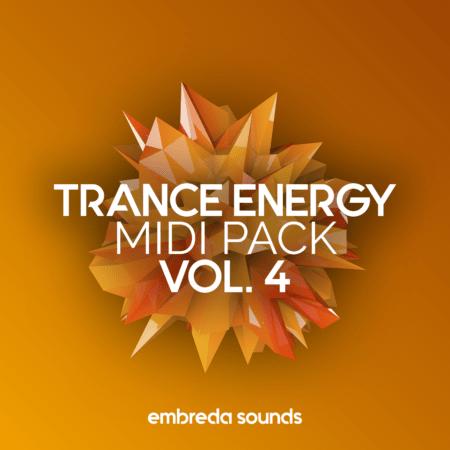 Embreda Sounds - Trance Energy Midi Pack Vol. 4