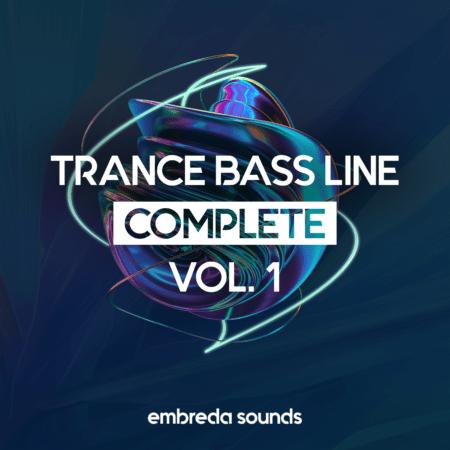 Embreda Sounds - Trance Bass Line Complete Vol. 1