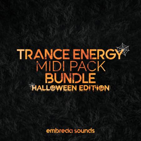 Embreda Sounds - Trance Energy Halloween Edition Vo1.2.3 + P.E Vol1