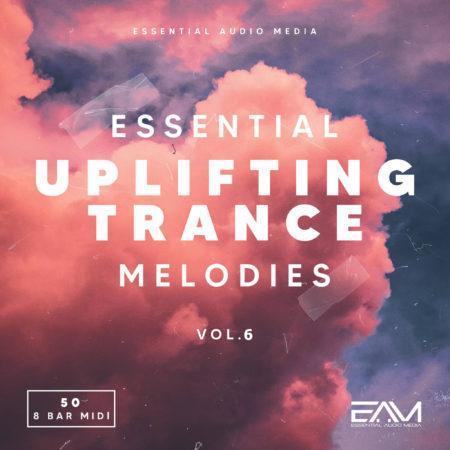 Essential Uplifting Trance Melodies Vol 6