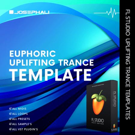 Euphoric Uplifting Trance Fl Studio Template by JosephAli