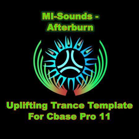 MI-Sounds - Afterburn Cubase 11 Pro Template