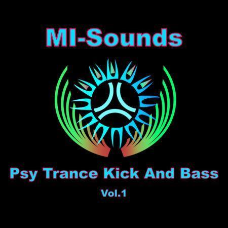 Psy-Trance Kick And Bass Vol.1