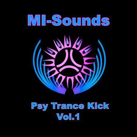 MI-Sounds - Psy Trance Kicks Vol.1