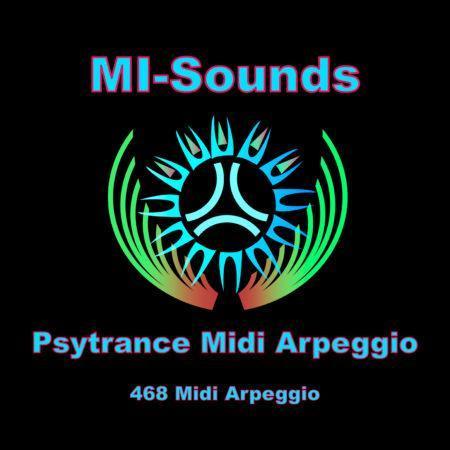 MI-Sounds Psytrance Midi Arpeggio