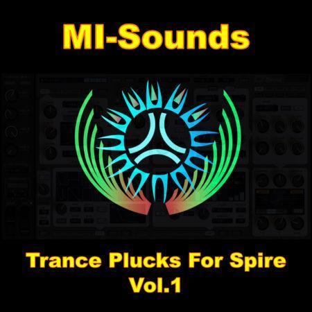 Trance Plucks For Spire Vol.1