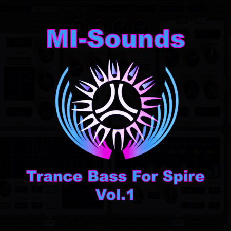 MI-Sounds - Trance Bass For Spire Vol.1