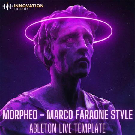 Morpheo - Marco Faraone Style Ableton 9 Techno Template