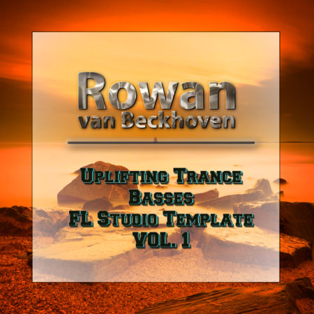Rowan van Beckhoven - Uplifting Trance Basses Template Vol. 1