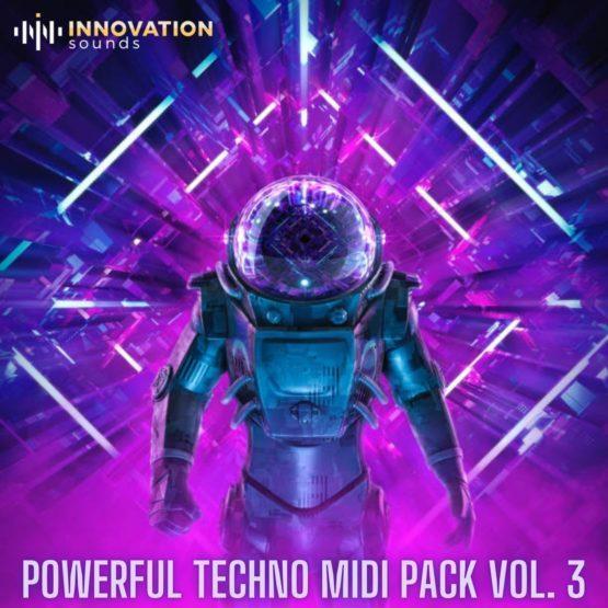 Powerful Techno Midi Pack Vol. 3
