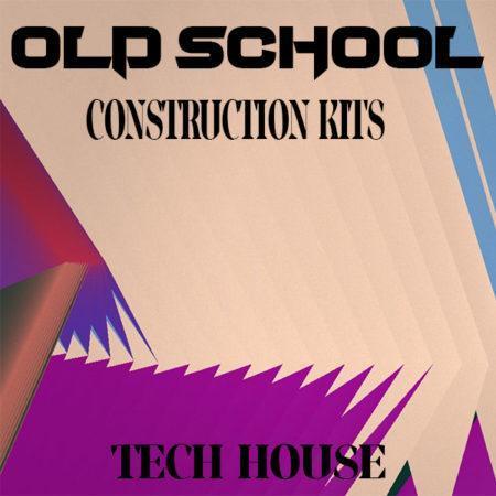 Old School Tech House Construction Kits