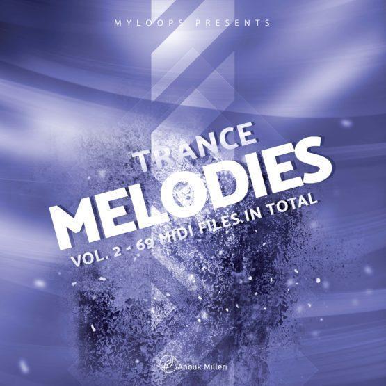 trance melodies volume 2